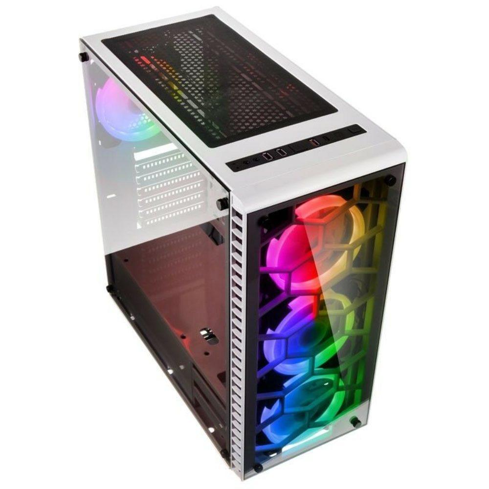 Mänguri Arvuti Komplekt | RYZEN 5 2600X Kuni 4.2GHz | 8GB DDR4 RAM | GTX 1650 4GB | 480GB SSD | Office | 2a. Garantii