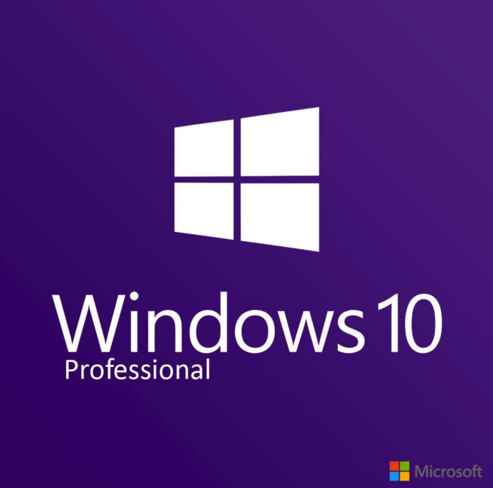 Windows 10 PRO elektroone litsents