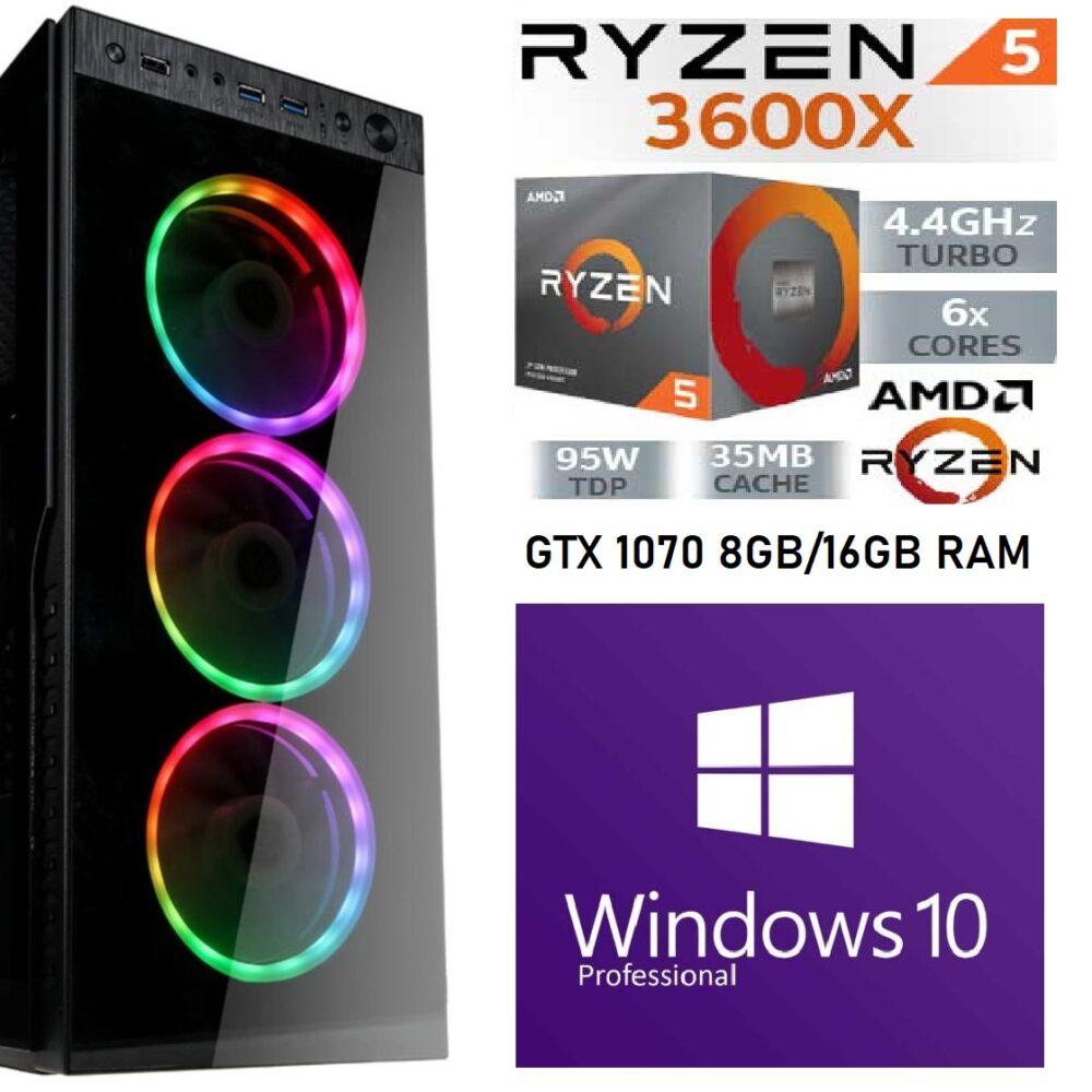 kolink-horizon-rgb-midi-tower-tempered-glass-black-RYZEN-5-3600X-16GB-RAM-GTX1070