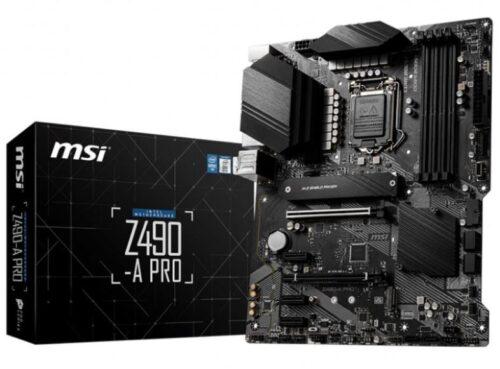 MSI-Z490-A-PRO-500x369
