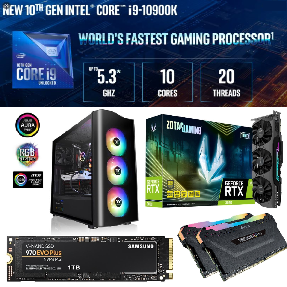 XremeX-i9-10900K-RTX-3090-Trinity-Samsung-EVO-PLUS-1TB-M.2-NVMe-32GB-DDR4-3600MHz-Intel-Z490-Express-LGA1200-Corsair-1000-Watt-80-PLUS-Gold