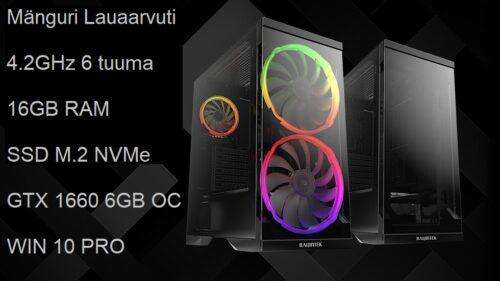 Manguri-Lauaarvuti-4.2GHz-6-tuuma-16GB-RAM-SSD-M.2-NVMe-GTX-1660-6GB-OC-WIN-10-PRO-500x281