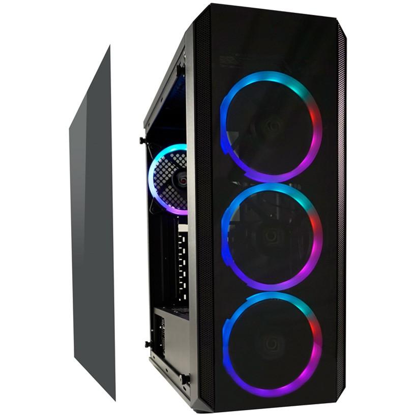 Videotöötlus, Ryzen 7 3700X, RTX 3060 12GB, SSD M.2 1TB NVMe, RAM 32GB 3200MHZ, MOBO MSI X570-A PRO ATX, 750W Corsair, 4